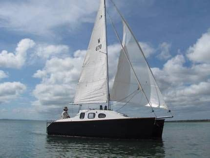 Sailing Boats For Sale Gumtree Australia by Waller Tc 670 Trailer Catamaran Sail Boats Gumtree