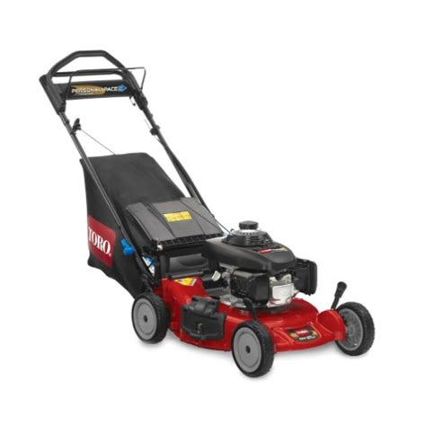 """Toro Super Recycler 21"""" Personal Pace Walk Behind Lawn"""