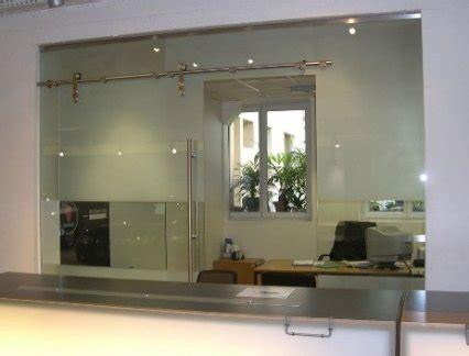 porte coulissante interieur cloison portes cloisons tout verre 224 vos dimensions macocco verres