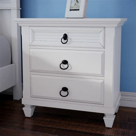 highland dunes centreville  drawer nightstand reviews