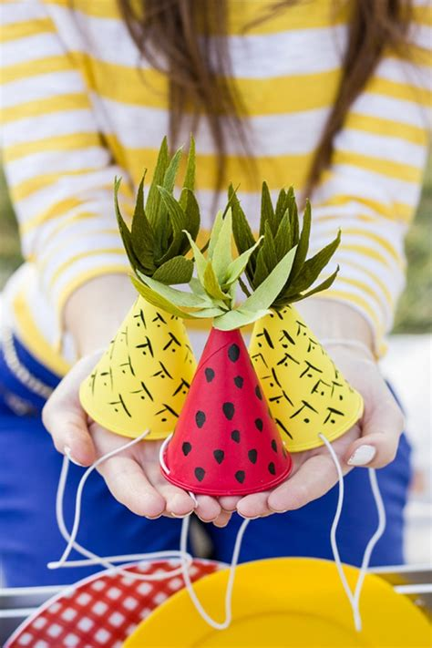 pineapple crafts  printables diy goodness