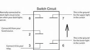Rocker Switch Wire Diagram  U2013 Cabinetdentaireertab Com
