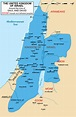 File:Kingdom of Israel 1020 map.svg - Wikimedia Commons
