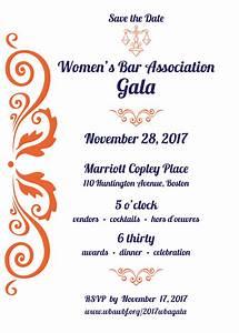 2017 Women's Bar Association Gala Sponsorship | Womens Bar ...