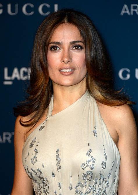 salma hayek hairstyles celebrity latest hairstyles