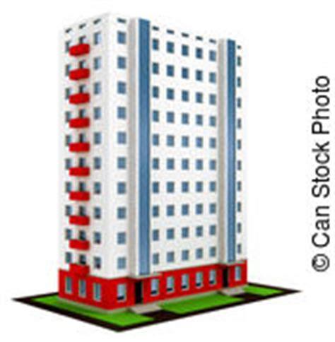 Wolkenkratzer Illustrationen Und Clipart 31050