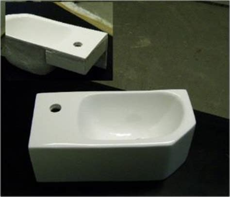 Mini Handwaschbecken Gäste Wc by Gfk Formenbau Gfk Sonderanfertigung Prototyp