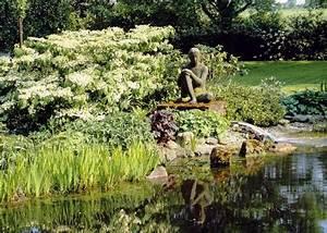 Pflanzen Rund Um Den Gartenteich : badespa im schwimmteich ~ Whattoseeinmadrid.com Haus und Dekorationen