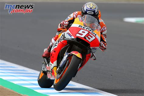 marc marquez crowned  motogp champion mcnewscomau