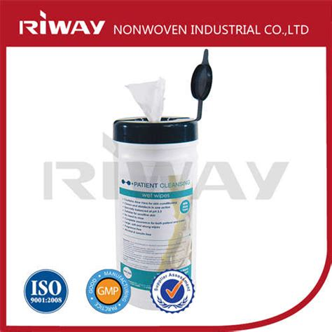 Buy Disinfectant Wipes in Canister | Riway Group