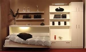 Jugendzimmer Mit Klappbett : bett im schrank schrankbett ~ Sanjose-hotels-ca.com Haus und Dekorationen