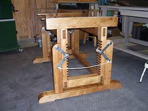 woodworking bench adjustable height Quick Woodworking