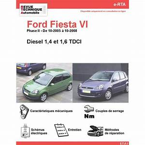 Revue Technique Ford Fiesta Gratuit Pdf : revue technique ford fiesta vi diesel rta site officiel etai ~ Medecine-chirurgie-esthetiques.com Avis de Voitures