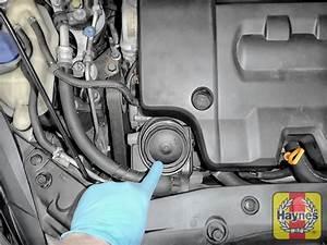 Honda Civic  2006 - 2012  2 2 I-ctdi - Oil Filter Change