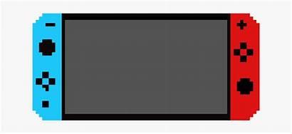 Nintendo Switch Pixel Clipart Clipartkey