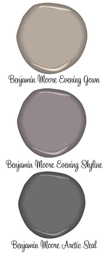 paint benjamin evening gown greige evening