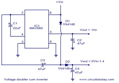 Secret Diagram More Circuit For Inverter