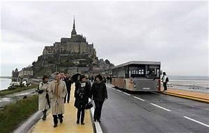 Navette Mont Saint Michel : premi res r actions de la mise en service des nouveaux parkings et navettes au mont saint michel ~ Maxctalentgroup.com Avis de Voitures