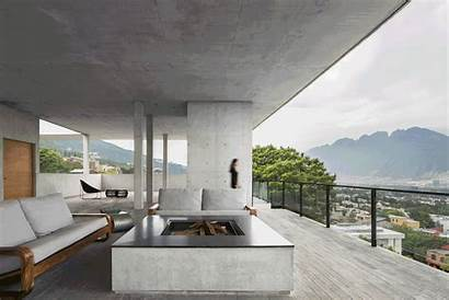 Archdaily Concrete Mexican