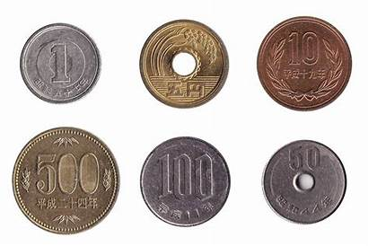 Yen Japanese Coins Japan Currency Jpy App