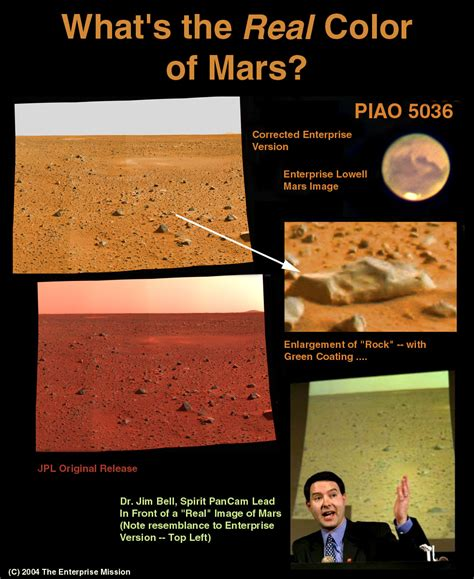 what is the real color of the sky new images from spirit landing site