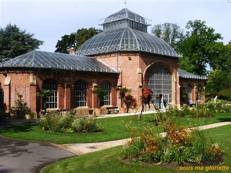 le jardin botanique de metz sous ma gloriette