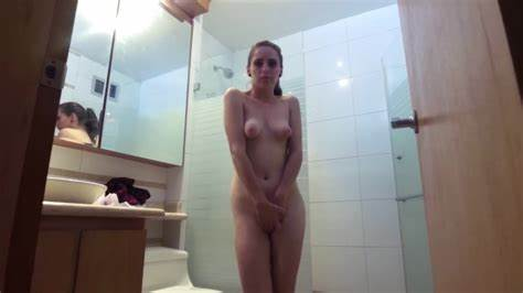 Now Peeing Desperate Window Thick University Ladies Desperate To Pee Disrobe Open And