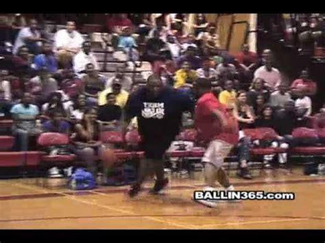 streetball legend escalade battles defender  mixtape