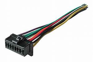 Best Kits Bhpio16b Pioneer 16 Pin Original Head Unit