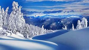 Winter Landscape Wallpaper Full HD PixelsTalk Net