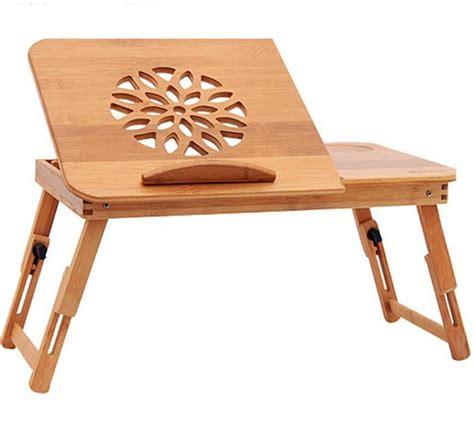 bureau portable bambou lit meubles promotion achetez des bambou lit