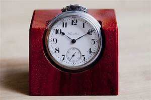 Useful, Again, Restored, American, Pocket, Watches, Turned, Desk, Clocks