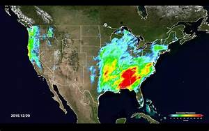 NASA maps El Nino's shift on US precipitation