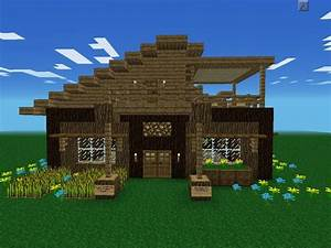 Cool, Small, Houses, To, Build, In, Minecraft