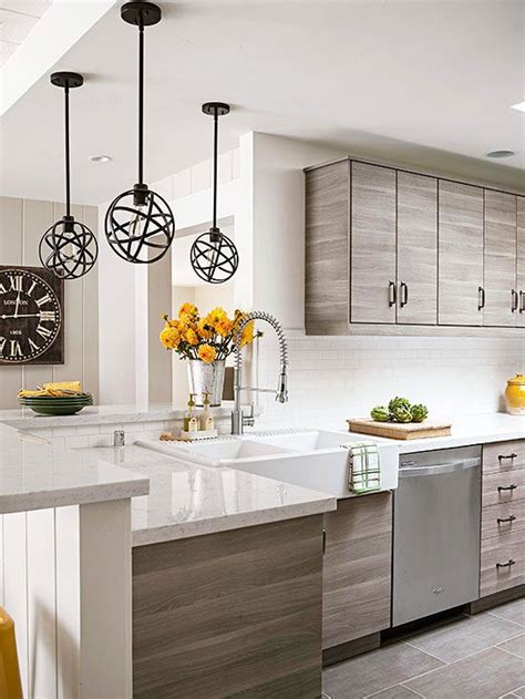 cocinas modernas  como organizar la casa fachadas