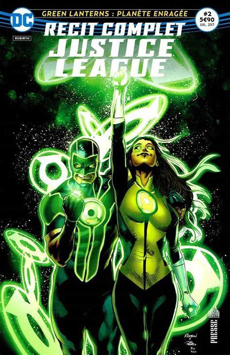 regarder green lantern 2 recit complet justice league tous les albums de la s 233 rie bd