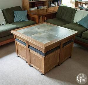 grandpa39s workshop the gathered home With do you need a coffee table