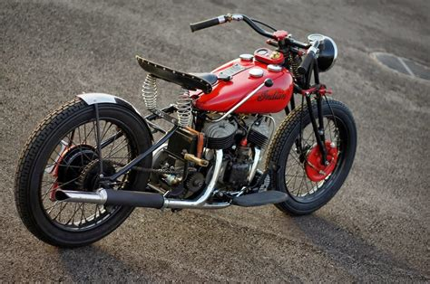 1942 Indian Scout Bobber