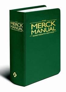 Merck Manual Of Diagnosis And Therapy 19th Ed