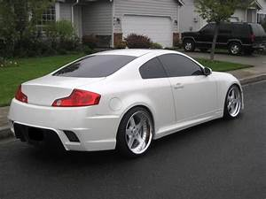 M3 Style Trunk Lip Spolier For G35 Coupe