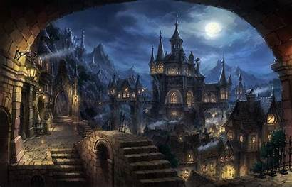 Medieval Castle Wallpapers Wallpaperplay Walls