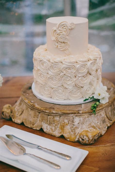 Threetiered And Trendy; Chic Wedding Cakes For 2014