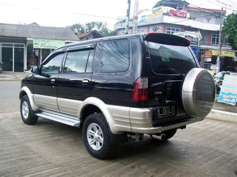 Isuzu Panther Modification by Panther Touring Modif Leancy Travel