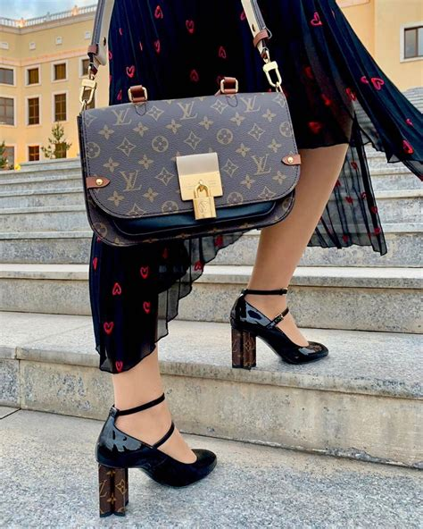 louis vuitton vaugirard monogram flap bag guide spotted fashion