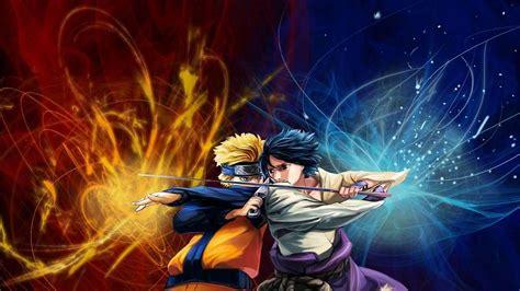 Sasuke And Naruto Anime Hd Wallpaper Anime Wallpaper