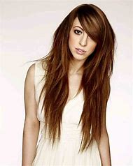 Hairstyles Long Straight Brown Hair