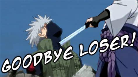 Sasuke Kills Kakashi! (machinima #1)