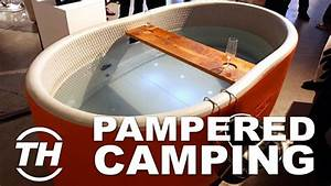 Top 4 Pampered Camping Products Inflatable Bathtubs