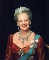 Margrethe II Alexandrine Þórhildur Ingrid of Denmark ...