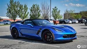 Corvette C7 Cabriolet : chevrolet corvette c7 z06 convertible 22 april 2015 autogespot ~ Medecine-chirurgie-esthetiques.com Avis de Voitures